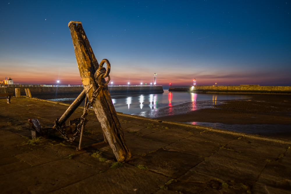 The Whitby Anchor By Glenn Kilpatrick